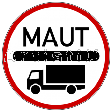Toll for trucks Germany