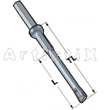 Gatenboor Rebit 22mm / Ø 19 x 82,5
